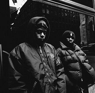 Das EFX American hip hop/rap duo