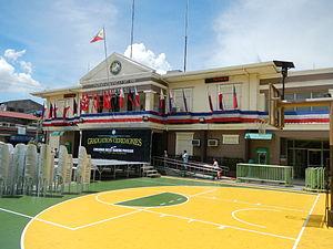 Dasmariñas - City hall plaza