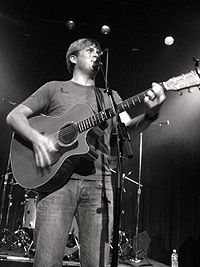 Dave Barnes in Birmingham, Alabama, 2006