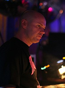 Dave Seaman in Melbourne in 2006.