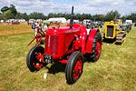 David Brown tractor at Wings Wheels and Steam Country Fair.jpg