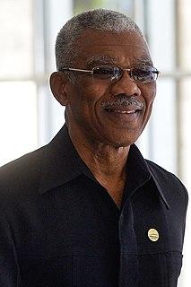 David A. Granger Guyanese politician
