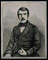 David Livingstone. Wood engraving by G. F. Sargent. Wellcome V0003631.jpg