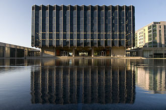University of Chicago Law School - The Laird Bell Quadrangle