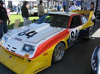 Chevrolet Monza - Wynn's DeKon Monza
