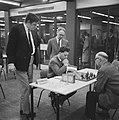 De GAK-zeskamp te Amsterdam Donner, Botwinnik, Bouwmeester en Scheltinga, Bestanddeelnr 915-8355.jpg