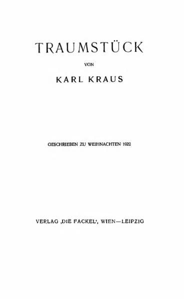 File:De Traumstück Kraus.djvu