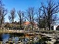 Debrzno Wieś pałac staw.jpg