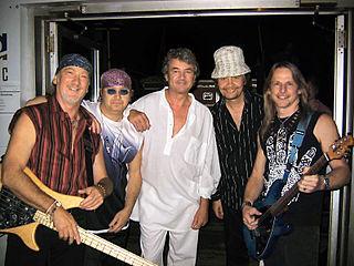 Deep Purple English rock band