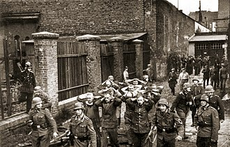Defence of the Polish Post Office in Danzig - Image: Defenders of the Polish Post Office, Gdansk, 1939
