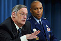 Defense.gov News Photo 110214-D-WQ296-077 - Under Secretary of Defense for Comptroller Robert Hale in joined by Lt. Gen. Larry Spencer to represent the Chairman of the Joint Chiefs of Staff.jpg