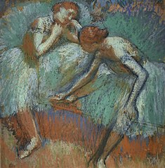 Two Dancers