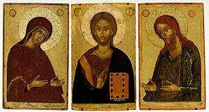 Deisis (15th c. Pskov; GTG).jpg