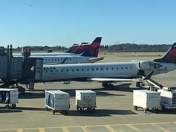 Delta Airlines planes at PIT