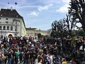Demo Rücktritt Jetzt! - Strache Ibiza-Affäre 18. Mai 2019 3 (Wien).jpg