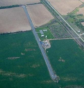 Dermott, Arkansas - Dermott Municipal Airport