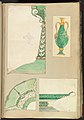 Designs for a Candlestick, Two Handled Vase, Decorated Plate and Footed Dish MET DP828103.jpg