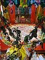 Detail of Mandala Display - Kalachakra Temple - McLeod Ganj - Himachal Pradesh - India (26492911590).jpg