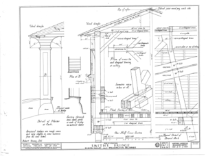 File:One Half Reflected Plan of Ceiling Construction, One ...