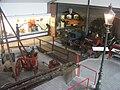 Deutsches Feuerwehrmuseum Fulda - Halle I, rechts.JPG