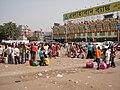 Dhaki Bazaar - Sealdah Railway Station - Kolkata 2011-10-03 030246.JPG