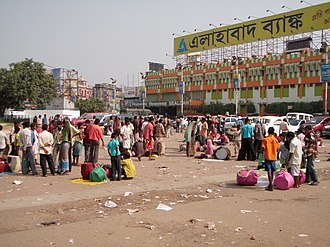 Dhak (instrument) - Dhak players baazar.