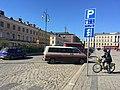 Diagonal parking in front of church (40872644220).jpg
