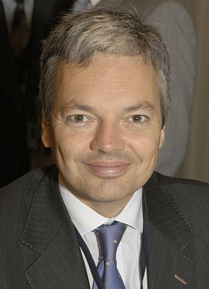 Belgian federal election, 2007 - Didier Reynders