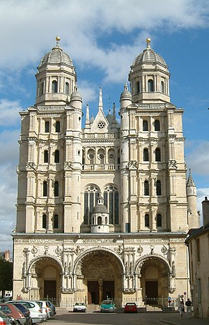 Roman Catholic Archdiocese of Dijon - Church of Saint Michel, Dijon