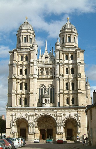 Roman Catholic Archdiocese of Dijon - Church of Saint Michel, Dijon