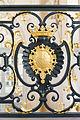 Dijon Palais des ducs de Bourgogne escalier Gabriel Détail 02.jpg