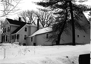 Dike-Orne House - c. 1987 photo
