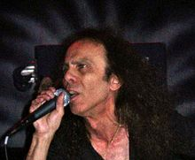 Ronnie James Dio replaced original vocalist Ozzy Osbourne in 1979, and initially recorded two studio albums.