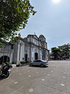 Imus Cathedral Church in Cavite, Philippines
