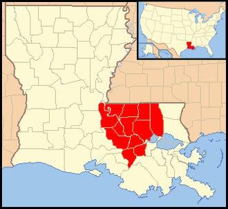 Roman Catholic Diocese of Baton Rouge - Image: Diocese of Baton Rouge