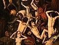 Dirk bouts, caduta dei dannati (inferno), 1450 ca. 05.jpg