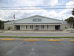 Dixie County Courthouse, Cross City.JPG