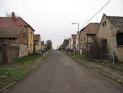 Dlažkovice, silnice II.jpg