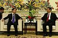 Dmitry Medvedev in China 28 September 2010-8.jpeg