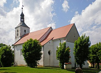 Dobromierz, Lower Silesian Voivodeship - Saint Archangel Michael Church