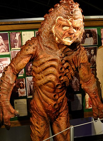 Zygon - Image: Doctor Who Experience (30641596340) (cropped)