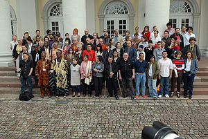 Documenta 12 - Documenta 12 - group photo