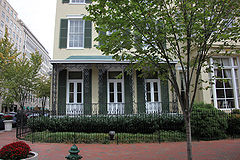 Dolley Madison House west side.jpg
