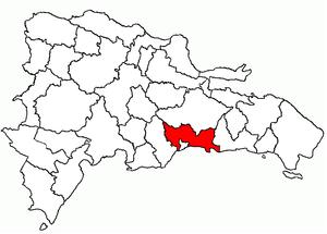 Santo Domingo Province - Image: Dom Rep Santo Domingo