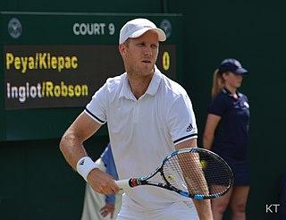 Dominic Inglot British tennis player