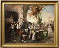 Domenico induno, l'arrivo del bollettino di villafranca, 1861-62.JPG