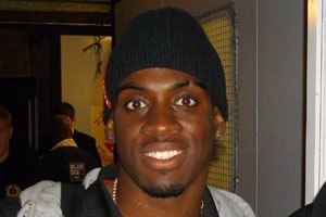 Clayton Donaldson - Donaldson with Crewe Alexandra in 2010