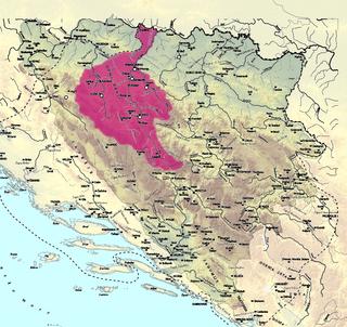 Donji Kraji Historical region in the Balkans