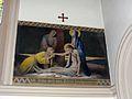 Doppler-Klinik Salzburg - Gemälde in der Kirche - 1.jpg