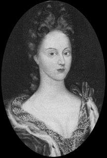 Margravine Dorothea Charlotte of Brandenburg-Ansbach German noble